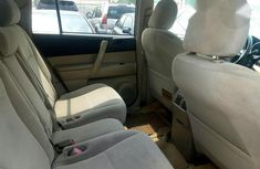 Toyota Highlander 2008 Blue for sale