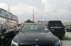 Tokunbo Mercedes-Benz C300 2016 Blue for sale