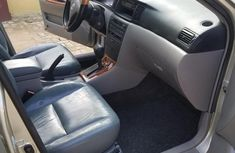 Used Toyota Corolla 2005 Gold for sale
