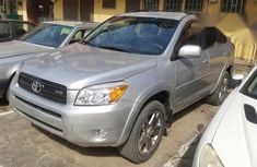 Used Toyota Rav4 Sport 2008 Silver for sale
