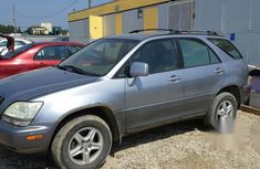 Lexus RX300 2002 Gray for sale