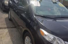 Clean Toyota Sienna 2013 Black for sale
