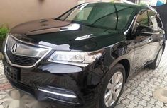 Acura MDX 2014 Black for sale