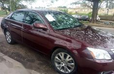 Tokunbo Toyota Avalon 2008 Purple for sale