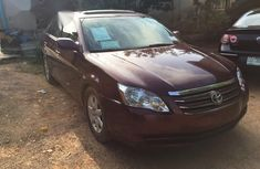 Clean Toyota Avalon XLS 2007 Brown for sale