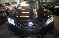 Clean Toyota Camry 2009 Black for sale