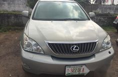 Clean Lexus RX350 2009 Silver for sale