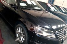 Volkswagen Passat 2012 Black for sale