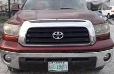 Neat Toyota Tundra Turck 2010 for sale