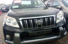 Very Neat Toyota Land Cruiser Prado 2012 Black for sale
