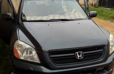 Neatly Used Honda Pilot 2004 Green for sale