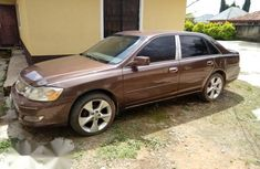 Buy And Drive Toyota Avalon 2002 Red for sale