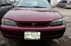 Toyota Corolla 1999 Red for sale