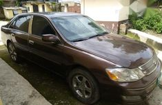 Buy And Drive Toyota Avalon 2002 for sale