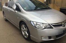 Tokunbo Honda Civic 2010 Silver for sale