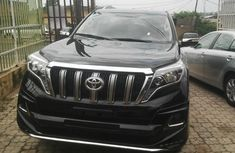 Toyota Prado 2010 Tokunbo Upgraded To 2016 Model For 12m