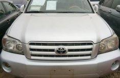 Toyota Highlander 2005 Beige for sale