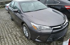 Toyota Camry 2017 Gray for sale
