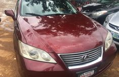 Certified Foreign Used 2008 Lexus ES 350 Lagos