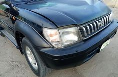 Toyota Land Cruiser Prado 2005 Black for sale