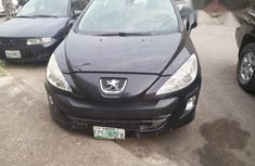 Registered Peugeot 308 2008 Black for sale