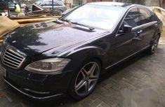 Mercedes Benz S550 2011 Black for sale