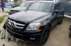 Mercedes-benz GLK-Class 2012 Black for sale