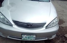 Toyota Camry 2005 Silver for sale
