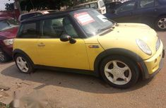 Mini Cooper 2003 Yellow for sale