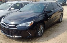2015 Toyota Camry SE Black For Sale