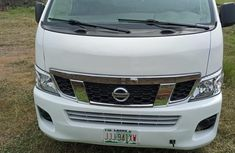 Nissan Urvan 2014 White for sale