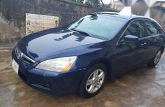 Tokunbo Honda Accord 2007 Blue for sale