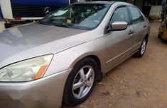 Honda Accord 2003 Gold For Sale