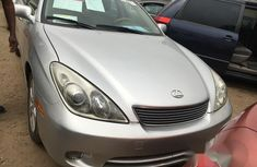 Clean Tokunbo Lexus ES330 2006 Silver for sale