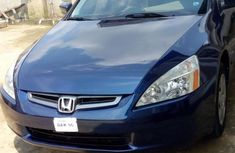 Cleanest Honda Accord 2007 Blue for sale