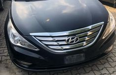 Hyundai Sonata 2013 Black for sale