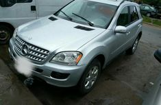 Mercedes-Benz M Class ML350 4MATIC 2006 Silver for sale