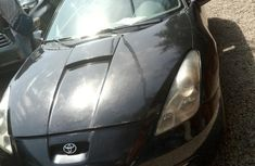 Toyota Celica 2003 Black for sale