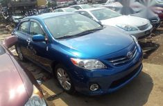 Toyota Corolla 2010 Blue for sale