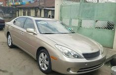 Tokunbo Lexus ES330 2005 Gold for sale