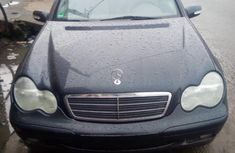 Mercedes-Benz C200 2004 Grey for sale