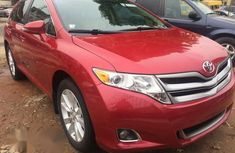 Toyota Venza 2013 Red for sale