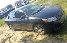 Toyota Corolla 2010 Black for sale