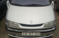 Clean Renault Espace 2001 Silver for sale