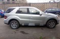 Mercedes-Benz M Class ML350 2006 Silver for sale
