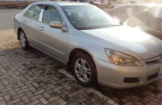 Honda Accord 2011 Silver for sale
