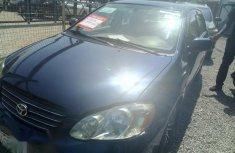 Toyota Corolla 2003 Blue for sale