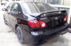 Toyota Corona 2004 Black for sale
