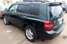 2003 Toyota Highlander for sale in Lagos
