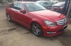 Neat Mercedes-Benz C250 2012 for sale